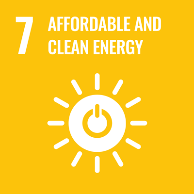 UN Sustainable Development Goals - Goal 7 - Affordable and Clean Energy
